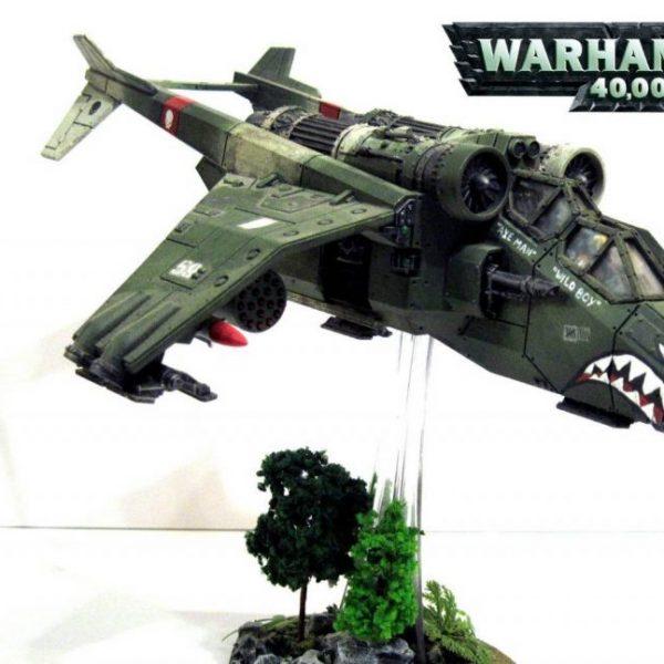 Warhammer 40K Valkyrie Game Workshop