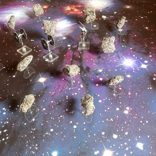 Star Wars ASTEROIDES de X-Wing Jogo de Miniaturas