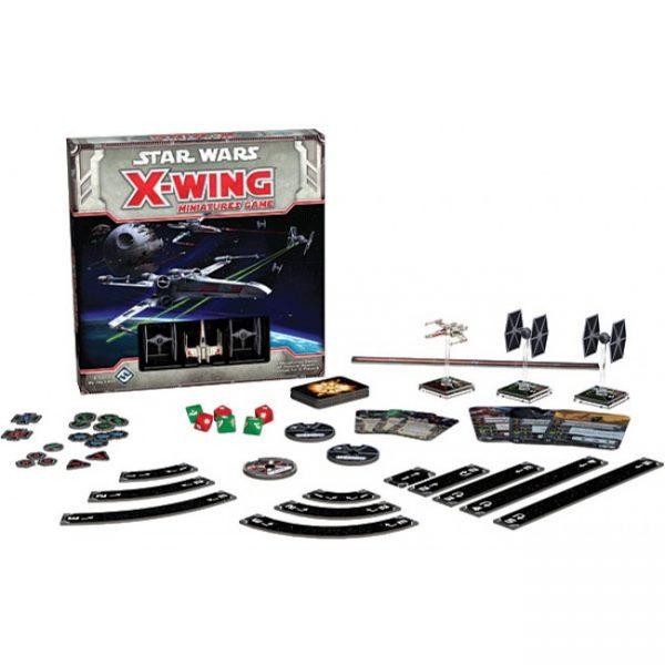 Star Wars X-Wing Jogo de Miniaturas Core Pack