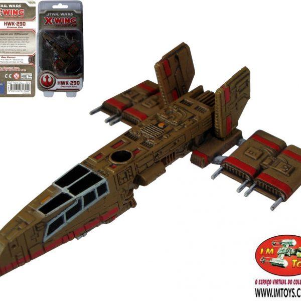 Star Wars HWK-290 de X-Wing Jogo de Miniaturas
