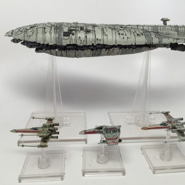 Star Wars Rebel Transport de X-Wing Jogo de Miniaturas