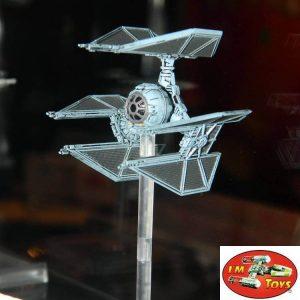 Star Wars Tie Defender de X-Wing Jogo de Miniaturas