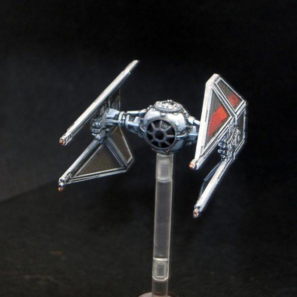 Star Wars Tie Interceptor de X-Wing Jogo de Miniaturas