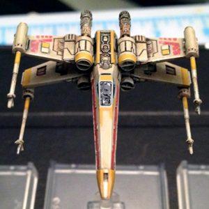 Star Wars X-Wing Fighter de X-Wing Jogo de Miniaturas