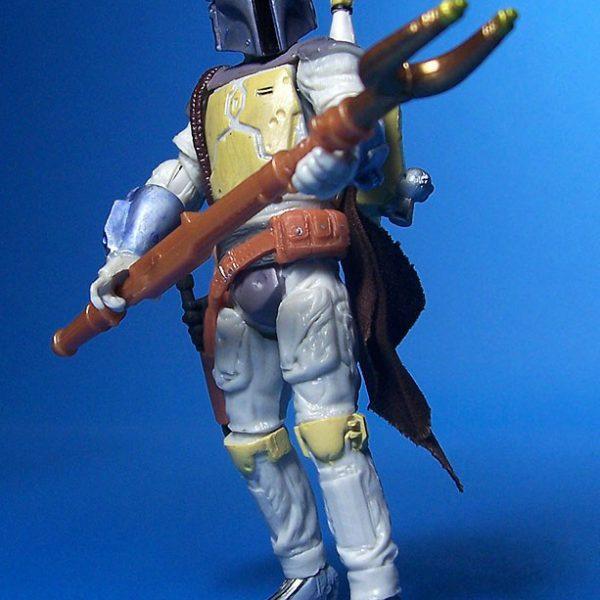 Star Wars Action Figure Boba Fett Animated Hasbro