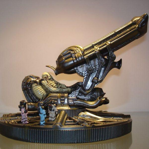 Alien – Space Jockey Resin Model