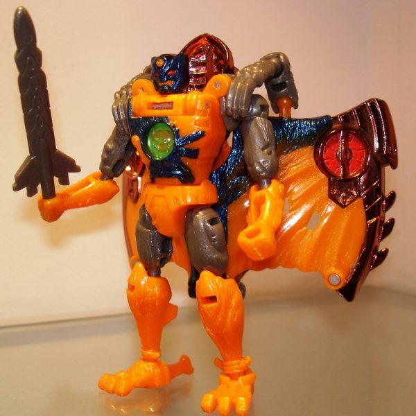 Transformers Beast Wars Nightglide Transmetal-2 Hasbro