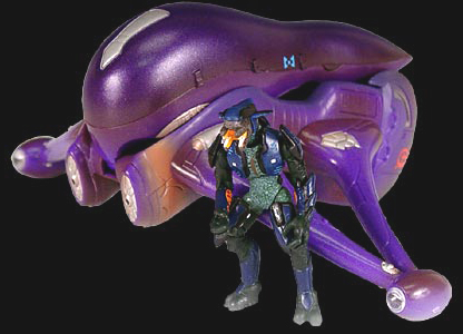 Halo-2 Banshee Joy Ride