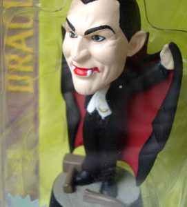 Dracula the Vampire Big Head Neca