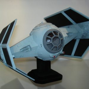 Star Wars Darth Vader Tie Fighter 1/24 Model Code-3 Replicas