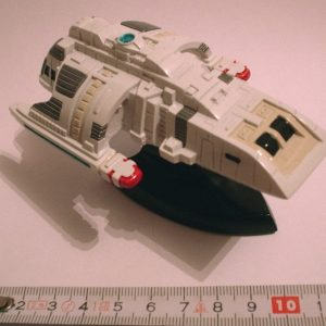 Star Trek Deep Space-9 Runabolt Resin Model