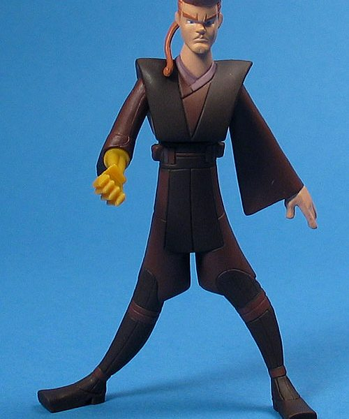 Star Wars Action Figure Anakyn Skywalker Padawan ANI  Hasbro