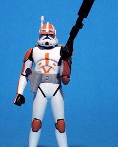 Star Wars Action Figure Set of 3 Commander Cody, Saesse Tin e Obi-Wan ANI Hasbro
