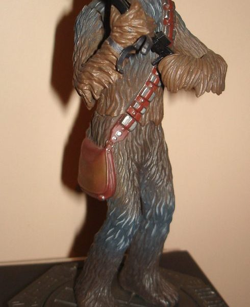 Star Wars Epic Force Chewbacca Figure Hasbro