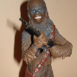 Star Wars Epic Force Chewbacca Figure Hasbro