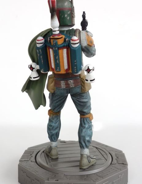 Star Wars Epic Force Boba Fett Figure Hasbro