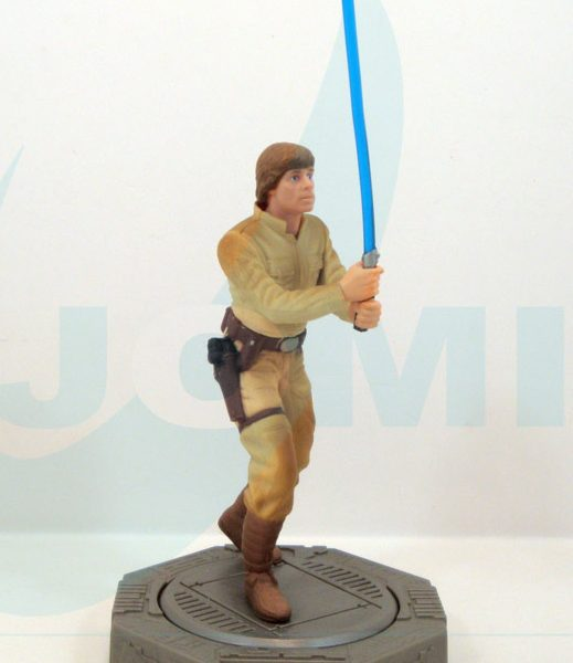 Star Wars Epic Force Luke Skywalker Bespin Hasbro