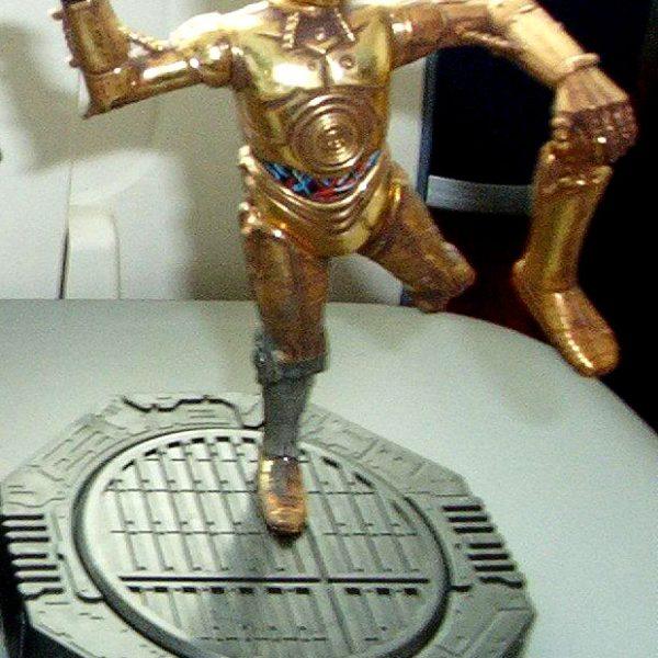 Star Wars Epic Force C3-PO Figure Hasbro