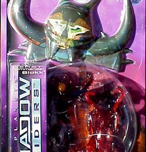 Shadow Raiders Blokk Carded Action Figure Trendmasters