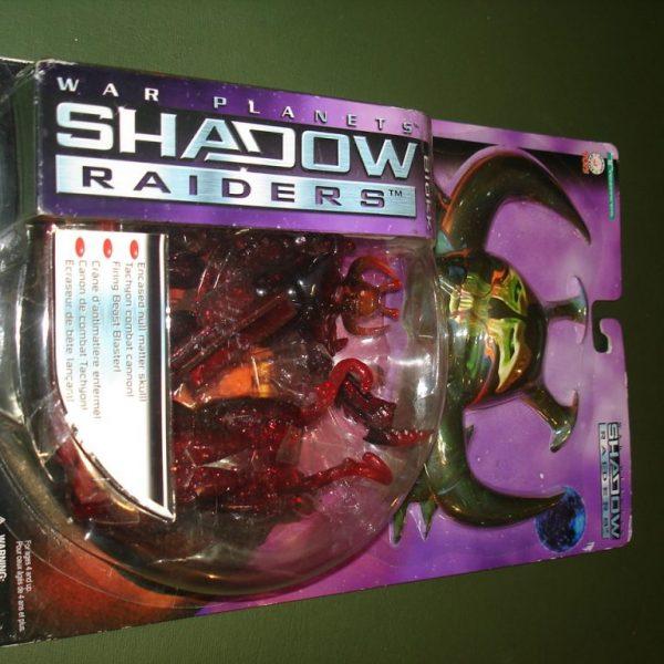 Shadow Raiders Blokk Carded Trendmasters