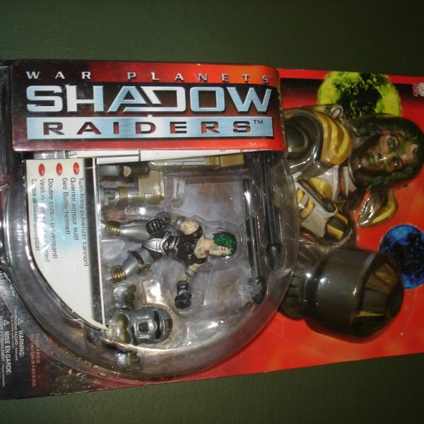 Shadow Raiders Jade Trendmasters
