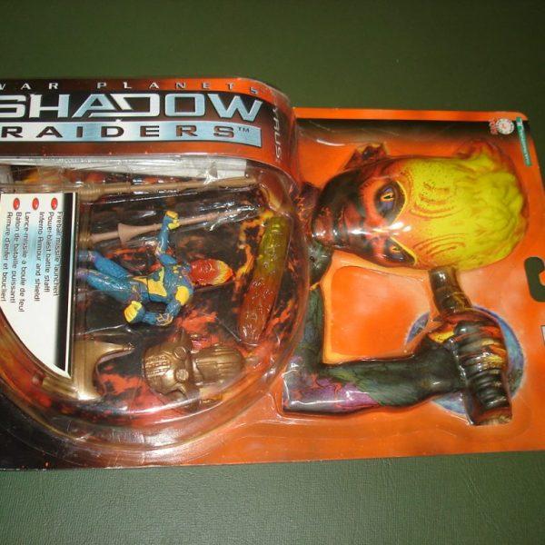 Shadow Raiders Pyrus Carded Trendmasters