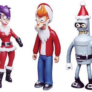 Futurama Set de Natal Moore Creations