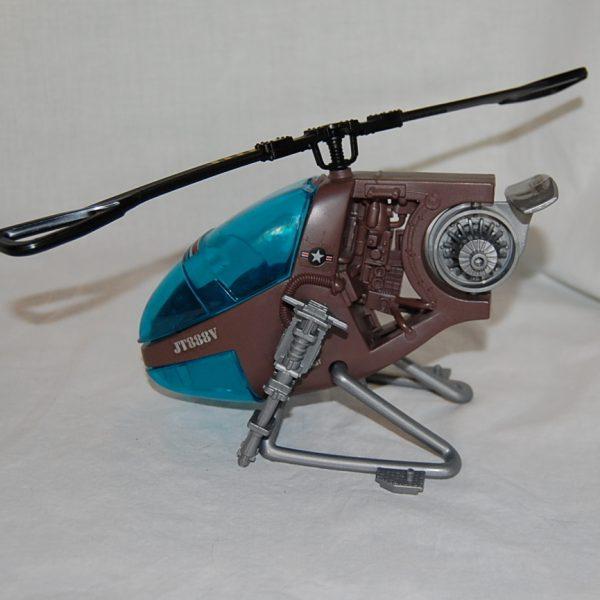 G.I. Joe – Comandos em Ação – Locust Helicopter Hasbro