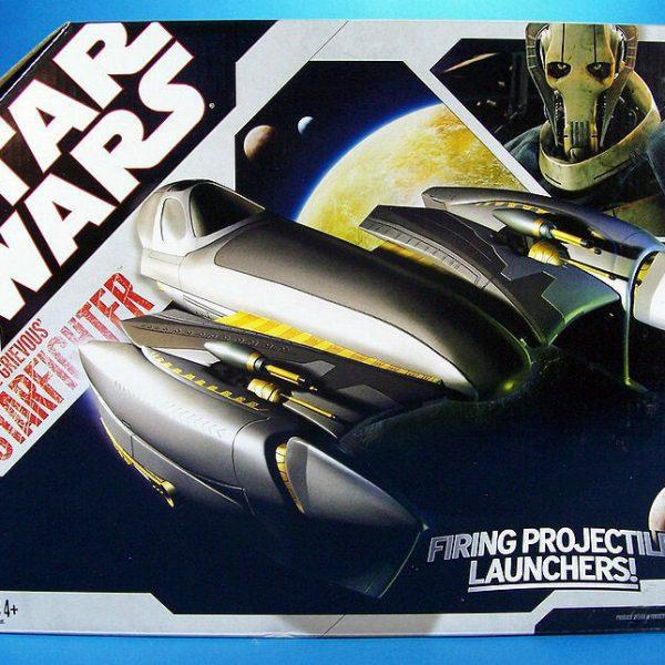 Star Wars Grievous Starfighter Hasbro