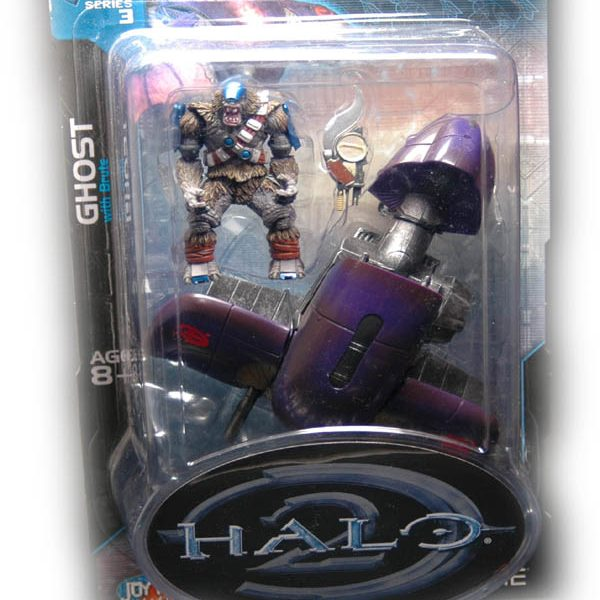 Halo-2 Ghost Joy Ride