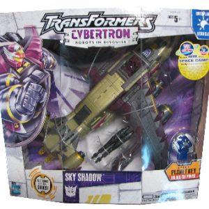 Transformers Cybertron Jetfire Skyshadow Hasbro