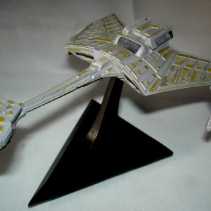 Star Trek klingon Cruiser Movie Resin Model
