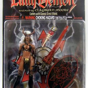 Lady Demon Action Figure Moore Creations Chaos