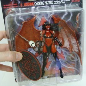 Purgatori Action Figure Moore Creations Chaos