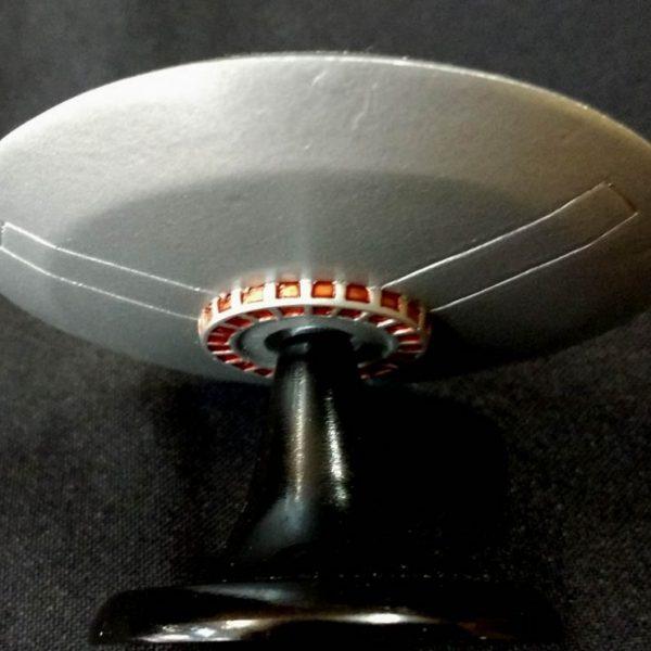 Jupiter-II Classic Resin Model Crazy Details