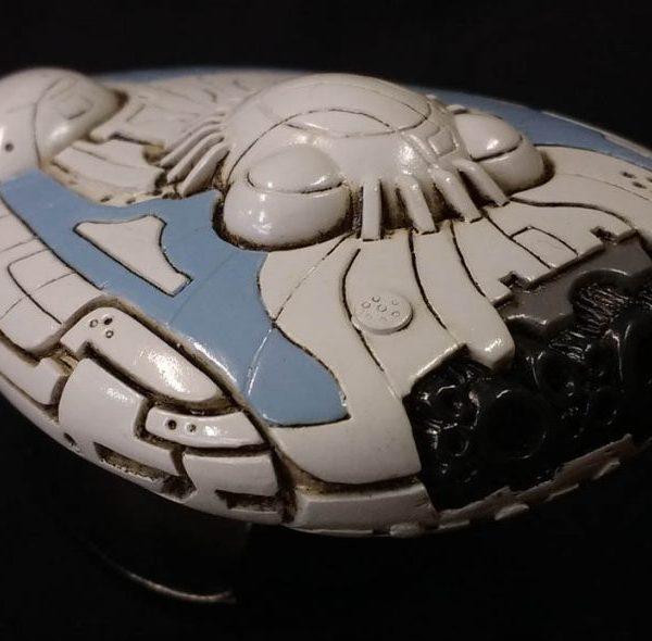 Jupiter-II Movie Resin Model Crazy Details