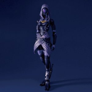 Mass Effect Tali Zora Action Figures Play Arts