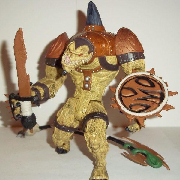 Spawn Vandalizer Mc Farlane Toys