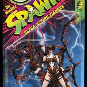 Spawn Black Widow Action Figure Mc Farlane Toys