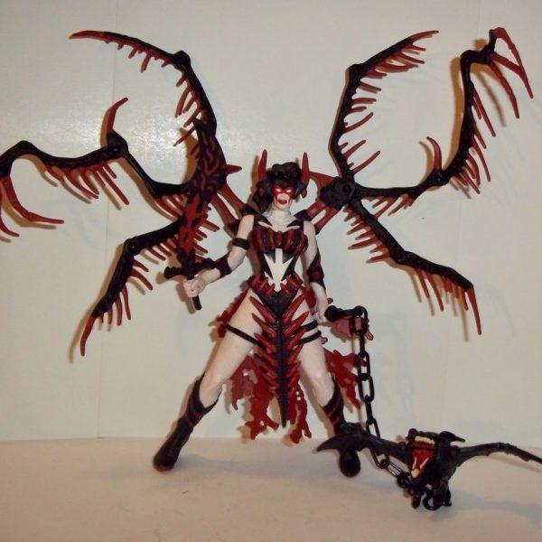 Spawn Black Widow Action Figure Mc Farlane Toys
