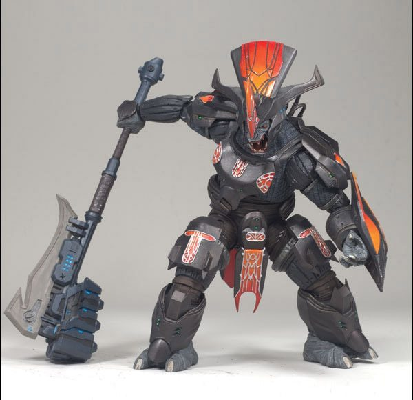 Halo-3 Brute Chieftain Mc Farlane Toys