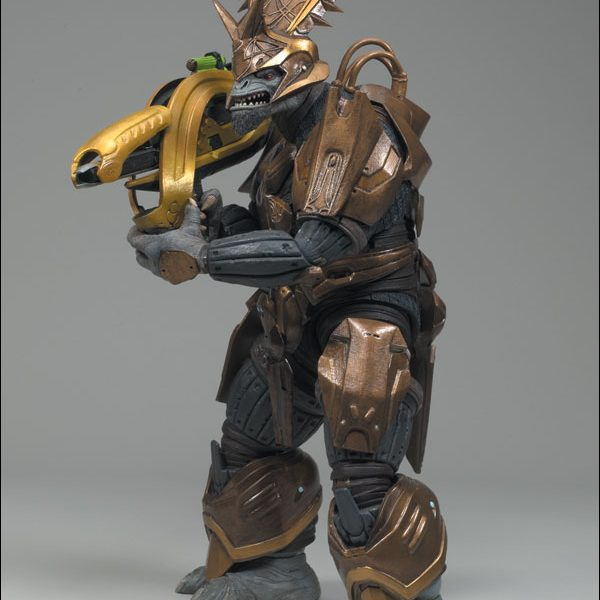Halo-3 Brute War Chieftain Action Figure Mc Farlane Toys
