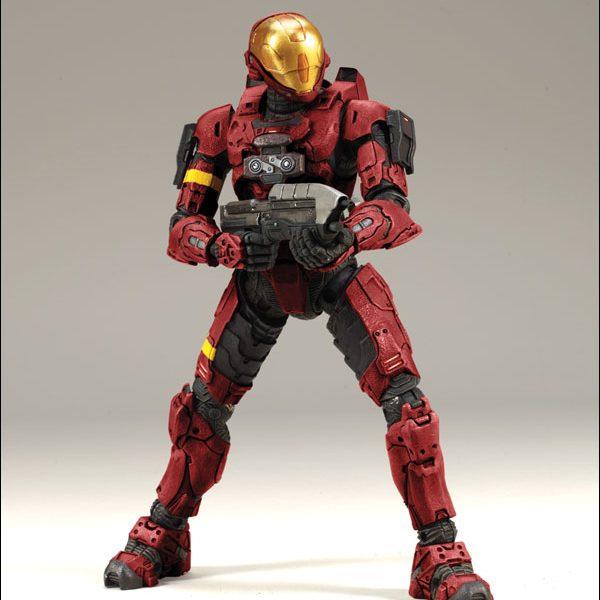 Halo-3 Spartan Eva Action Figure Mc Farlane Toys