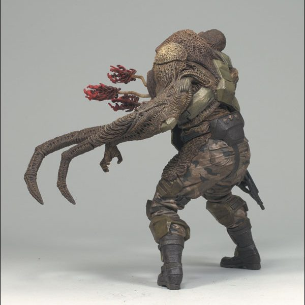 Halo-3 Human Infected Flood Action Figure Mc Farlane Toys