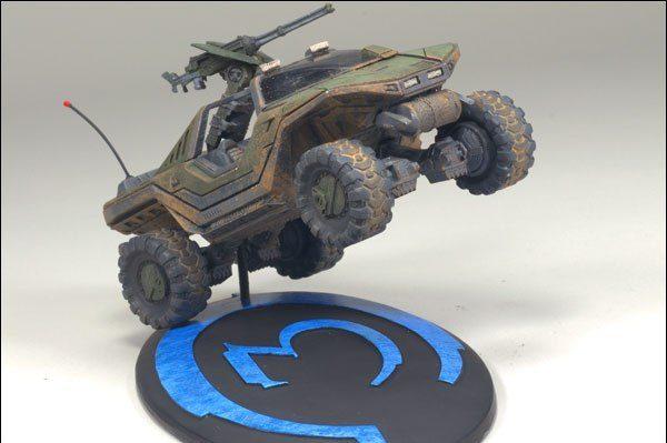 Halo-3 Warhog Mc Farlane Toys