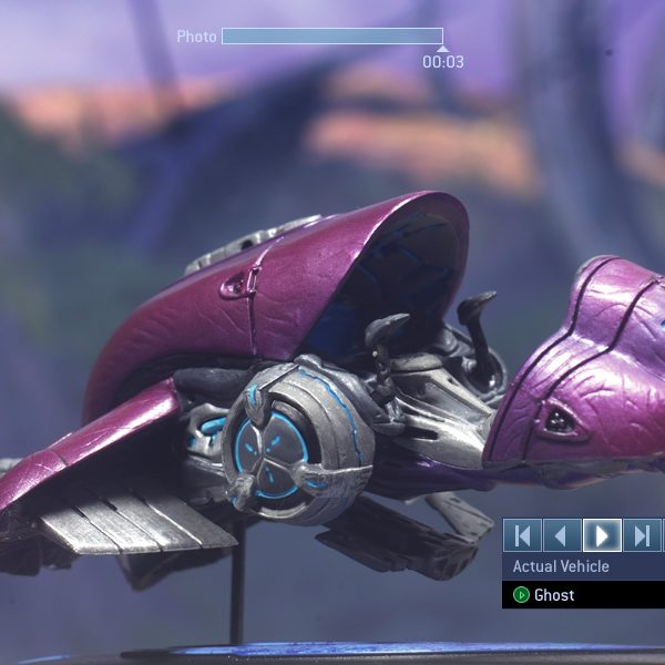 Halo-3 Ghost Mc Farlane Toys