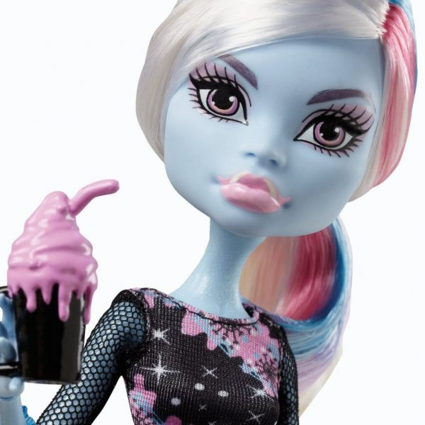 Boneca Monster High Abbey Bominable Coffin Bean