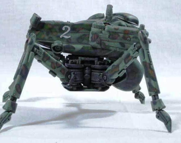 MASCHINEN KRIEGER (SF-3D) Gradiator Nitto