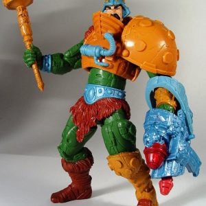 Masters of the Universe Man at Arms Action Figure Mattel