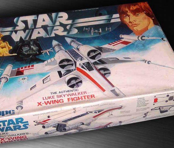 Star Wars X-Wing Fighter Model Kit MPC
